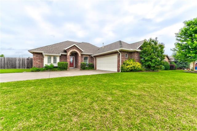 2262 Bradford Avenue, Newcastle, OK 73065 (MLS #868184) :: Erhardt Group at Keller Williams Mulinix OKC