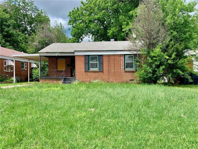 2309 E Park Place, Oklahoma City, OK 73117 (MLS #868187) :: Denver Kitch Real Estate