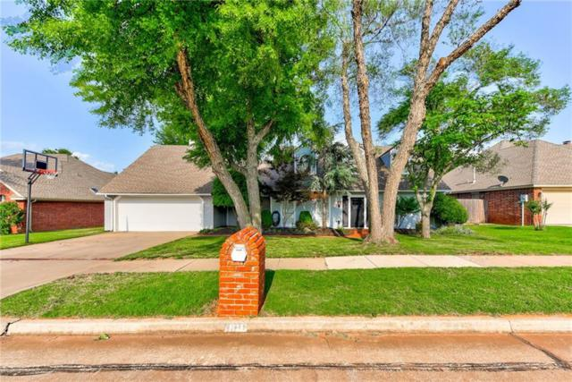 1816 Olde Towne Road, Edmond, OK 73034 (MLS #868193) :: Homestead & Co