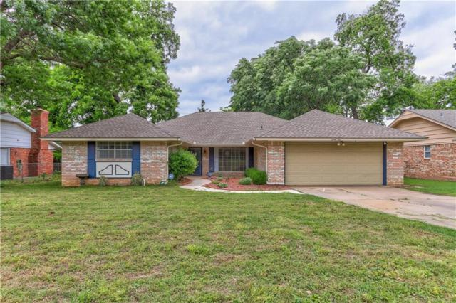 62 Sequoyah Boulevard, Shawnee, OK 74801 (MLS #868198) :: Homestead & Co