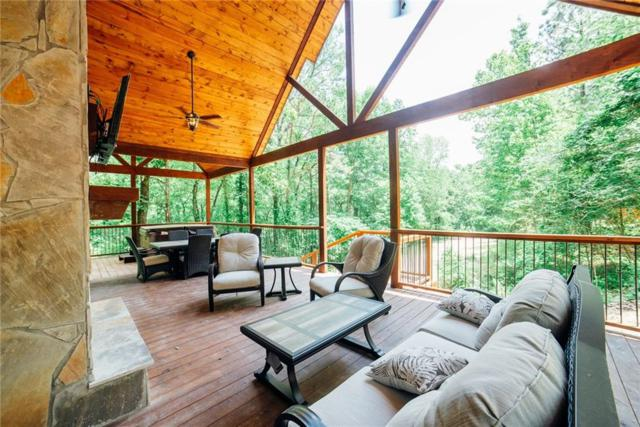 338 Red Berry Trail, Broken Bow, OK 74728 (MLS #868206) :: Homestead & Co