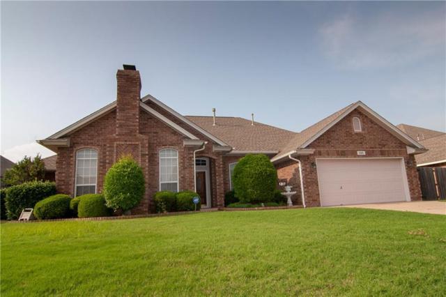 1317 SW 116th Place, Oklahoma City, OK 73170 (MLS #868214) :: Denver Kitch Real Estate