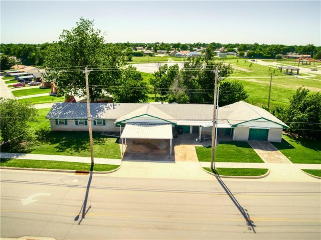 301 N Telephone Road, Moore, OK 73160 (MLS #868251) :: Denver Kitch Real Estate