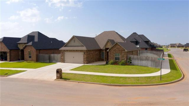 921 Freemont Place, Weatherford, OK 73096 (MLS #868296) :: KING Real Estate Group