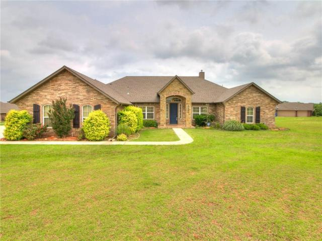 13690 Valley Ridge, Edmond, OK 73025 (MLS #868323) :: Homestead & Co