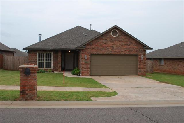 2012 NE 32nd Street, Moore, OK 73160 (MLS #868335) :: Denver Kitch Real Estate
