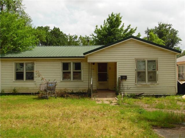 110 W Louisiana Avenue, Anadarko, OK 73055 (MLS #868339) :: Homestead & Co