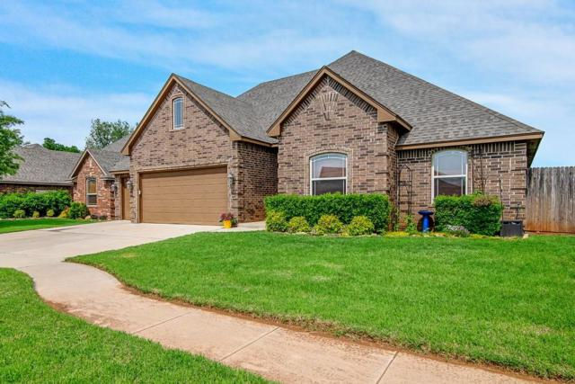 1304 Loren Place, Yukon, OK 73099 (MLS #868340) :: Denver Kitch Real Estate