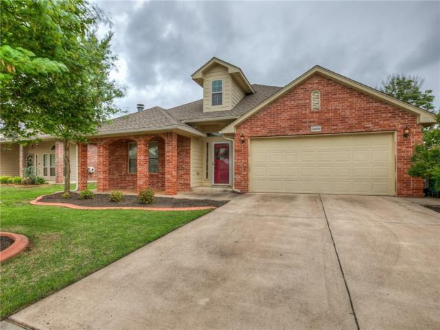 2409 Vintage Park Lane, Yukon, OK 73099 (MLS #868347) :: Denver Kitch Real Estate