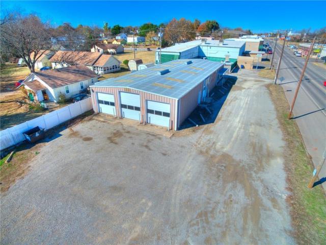 1877 E Church Avenue, Harrah, OK 73045 (MLS #868370) :: KING Real Estate Group