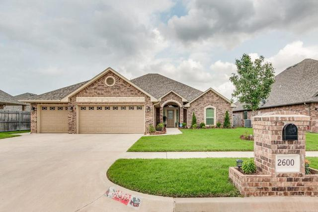 2600 Wayne Cutt Avenue, Yukon, OK 73099 (MLS #868374) :: Denver Kitch Real Estate