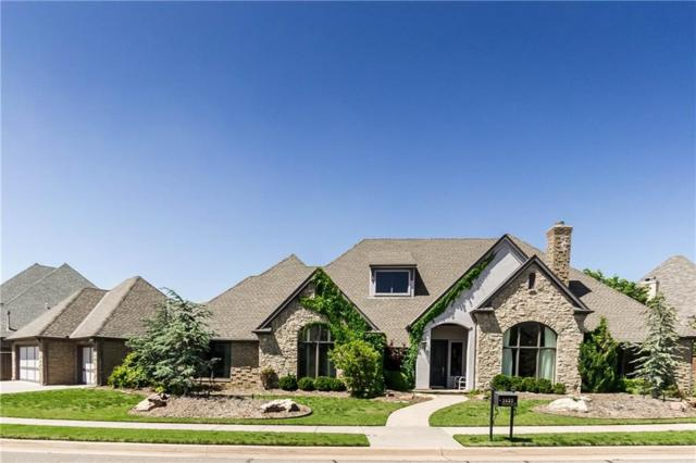 3425 NW 172nd Terrace, Edmond, OK 73012 (MLS #868381) :: Denver Kitch Real Estate