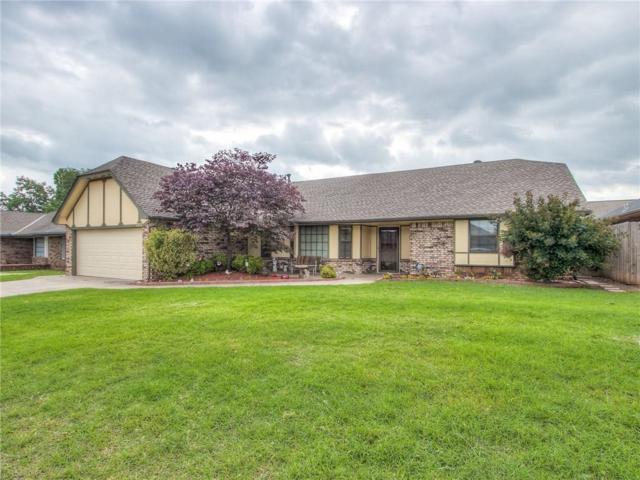 7212 NW 121st Street, Oklahoma City, OK 73162 (MLS #868383) :: Denver Kitch Real Estate