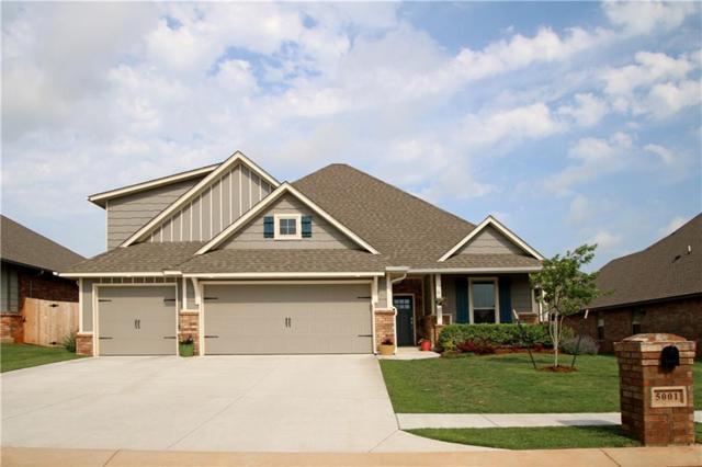 5001 Crater Lake Drive, Edmond, OK 73025 (MLS #868388) :: Denver Kitch Real Estate