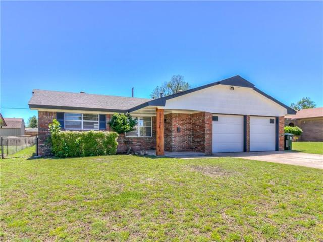 114 Paul Avenue, Yukon, OK 73099 (MLS #868390) :: Denver Kitch Real Estate