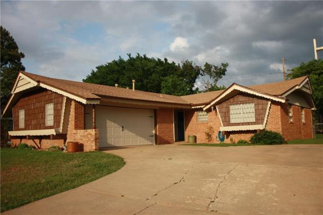114 Oakside Drive, Moore, OK 73160 (MLS #868399) :: Denver Kitch Real Estate