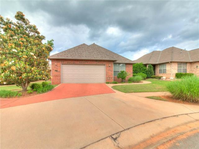 4009 Tamarac Ct., Edmond, OK 73003 (MLS #868408) :: Denver Kitch Real Estate