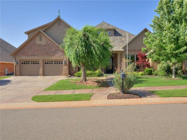 7625 NW 134th Street, Oklahoma City, OK 73142 (MLS #868412) :: Homestead & Co