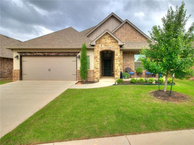 1020 NW 191st Street, Edmond, OK 73012 (MLS #868417) :: Denver Kitch Real Estate
