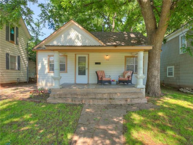 522 N Broad Street, Guthrie, OK 73044 (MLS #868420) :: Denver Kitch Real Estate