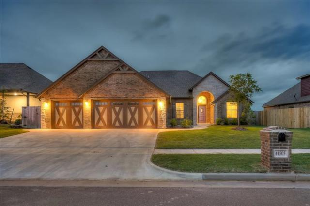 11505 Fairways Avenue, Yukon, OK 73099 (MLS #868423) :: Denver Kitch Real Estate