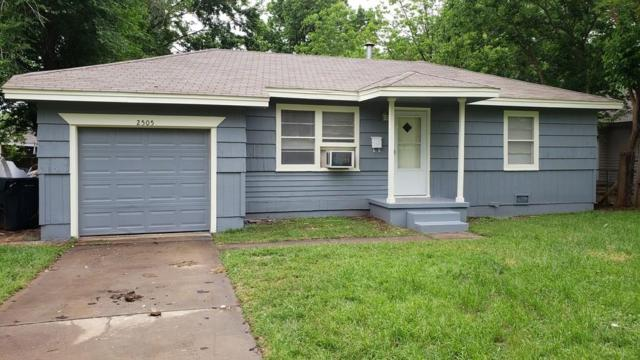 2505 SW Murray Drive, Oklahoma City, OK 73119 (MLS #868424) :: Denver Kitch Real Estate
