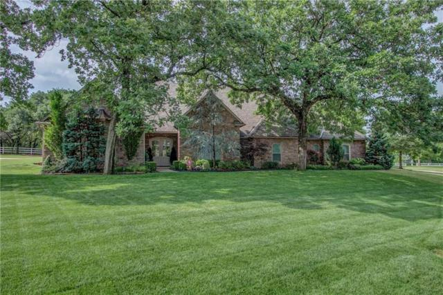 632 Citation Drive, Edmond, OK 73025 (MLS #868425) :: Denver Kitch Real Estate