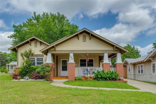 523 NW 25th Street, Oklahoma City, OK 73103 (MLS #868487) :: Homestead & Co
