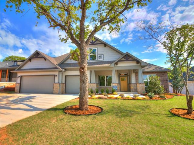 8616 Snow Court, Edmond, OK 73034 (MLS #868517) :: Homestead & Co