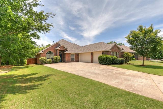 1708 Kamber Terrace, Edmond, OK 73003 (MLS #868743) :: Homestead & Co