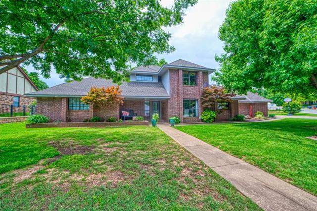 3800 Chickasha, Edmond, OK 73013 (MLS #868749) :: KING Real Estate Group