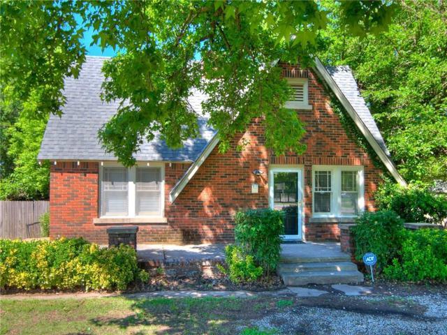 1004 Miller Avenue, Norman, OK 73069 (MLS #868821) :: Denver Kitch Real Estate