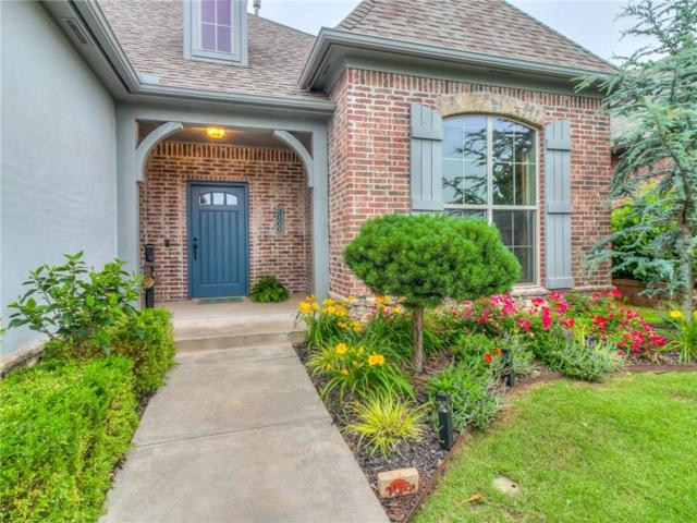 3000 Silvercliffe Drive, Edmond, OK 73012 (MLS #868850) :: Homestead & Co