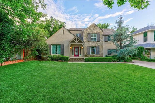 1108 Huntington Avenue, Nichols Hills, OK 73116 (MLS #868927) :: Homestead & Co