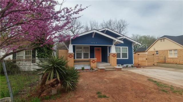 2023 NW 28th Street, Oklahoma City, OK 73106 (MLS #868999) :: Homestead & Co