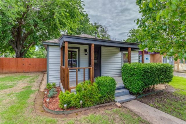 121 E Hayes Street, Norman, OK 73069 (MLS #869189) :: Denver Kitch Real Estate