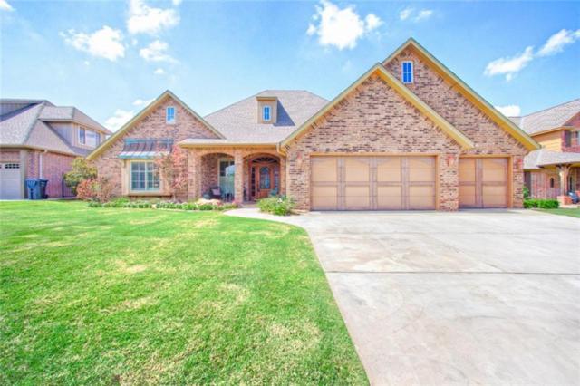 13101 Blue Canyon Circle, Oklahoma City, OK 73142 (MLS #869228) :: Homestead & Co