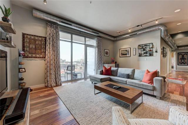 1 NE 2nd Street #413, Oklahoma City, OK 73104 (MLS #869249) :: Denver Kitch Real Estate