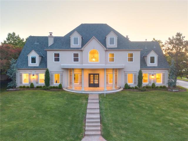 5901 Oak Forest Road, Edmond, OK 73025 (MLS #869352) :: Homestead & Co