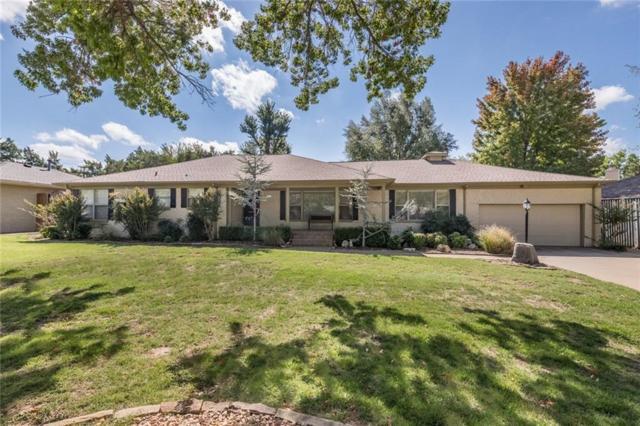 1702 Drakestone Avenue, Nichols Hills, OK 73120 (MLS #869506) :: Homestead & Co