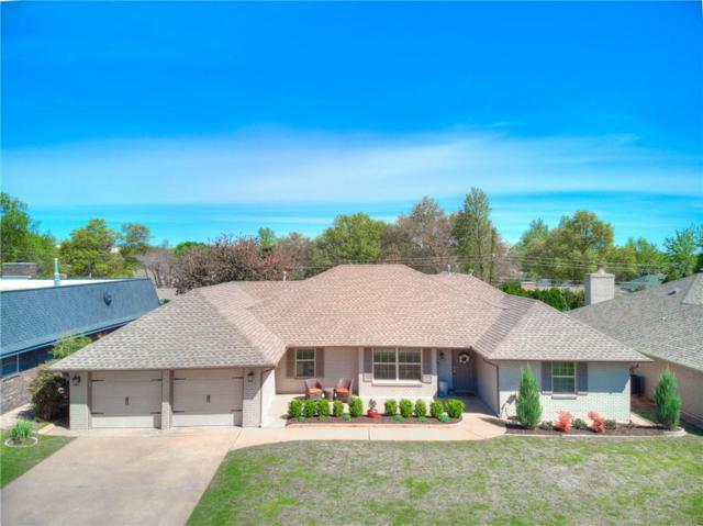 2621 NW 58th Place, Oklahoma City, OK 73112 (MLS #869556) :: Homestead & Co