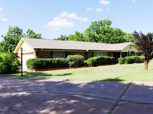 3313 E Forest Park Drive, Oklahoma City, OK 73121 (MLS #869589) :: KING Real Estate Group
