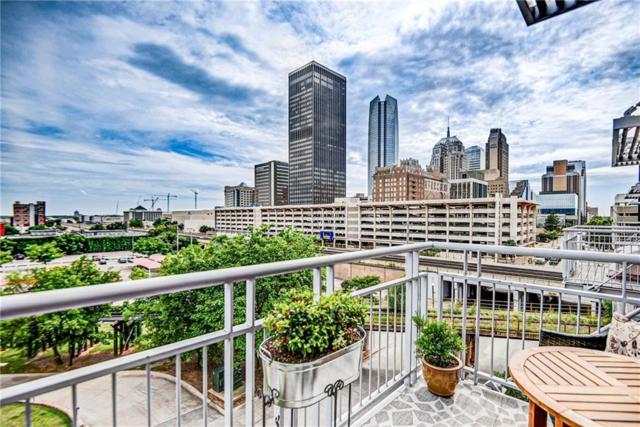 1 NE 2nd Street #415, Oklahoma City, OK 73104 (MLS #869668) :: Denver Kitch Real Estate