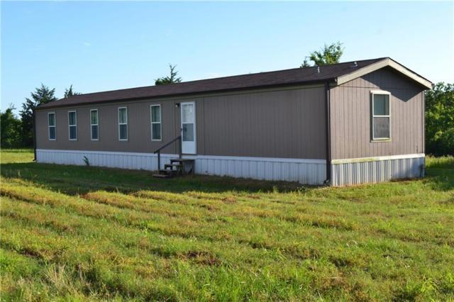 353513 E 990 Road, Sparks, OK 74869 (MLS #869752) :: Denver Kitch Real Estate