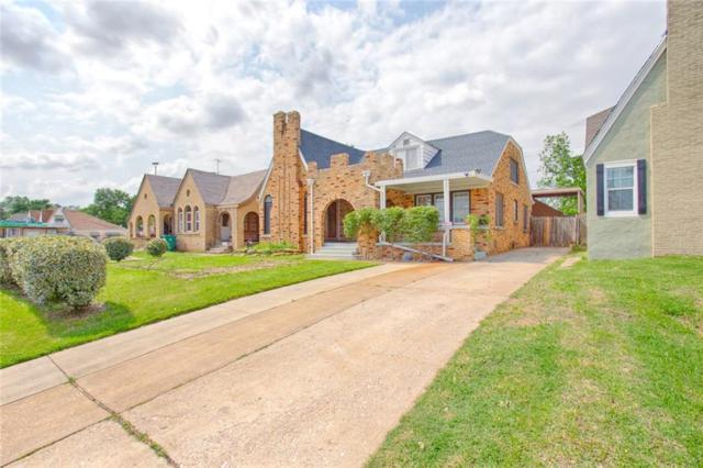 3017 NW 16th Street, Oklahoma City, OK 73107 (MLS #869797) :: Homestead & Co