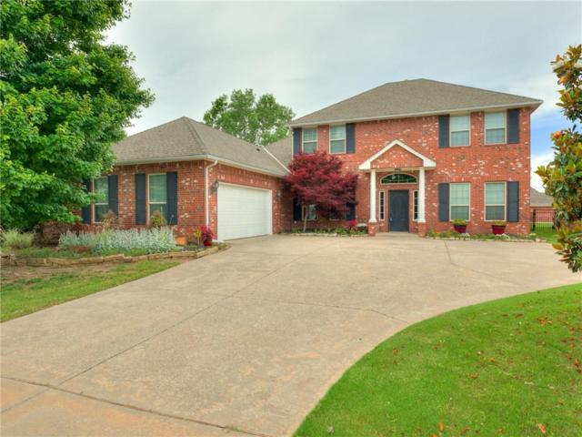 4212 Spyglass Drive, Norman, OK 73072 (MLS #869819) :: Homestead & Co