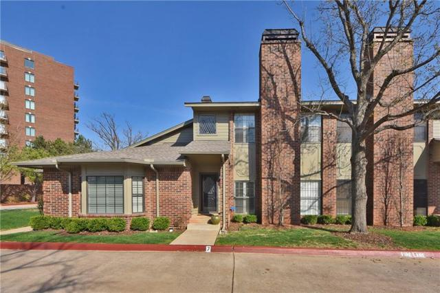 6204 Waterford Boulevard #7, Oklahoma City, OK 73118 (MLS #869828) :: Denver Kitch Real Estate