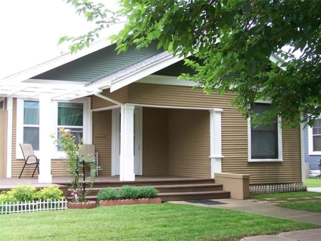 506 N Walnut Street, Pauls Valley, OK 73075 (MLS #869854) :: Denver Kitch Real Estate