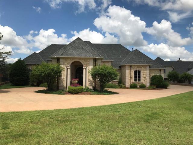 14809 Aurea Lane, Oklahoma City, OK 73142 (MLS #870200) :: Homestead & Co