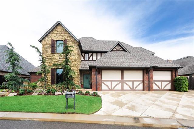 17108 Royal Troon Drive, Edmond, OK 73012 (MLS #870250) :: Homestead & Co